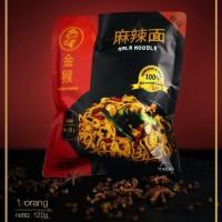 Mie Instan Mala - Mala Noodle Soup Malatang Golden Monkey Pedas 120gr - 1 pc