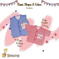 Blessing Babywear-Baju Bayi Neci Newborn-SZ:0-3 bulan