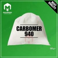 Carbomer 940 / Carbopol 940 / Bahan Kosmetik / Pengental - 500gr