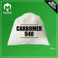 Carbomer 940 / Carbopol 940 / Bahan Kosmetik / Pengental - 100gr