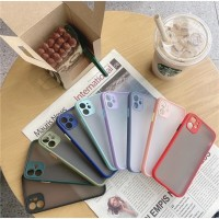 Case Iphone Hybrid Camera Protector Full Cover