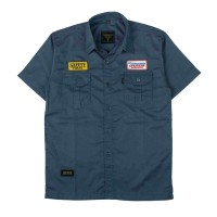 EDGE-Kemeja Pendek, Casual / Baju Kerja Lapangan Nyaman Dipakai - L