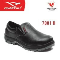 7001 H - Cheetah - Double Sol Polyurethane - Safety Shoes