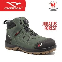 Cheetah - Jubatus Forest ADV - Safety Shoes