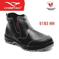 5103 HH - Cheetah - Double Sol Polyurethane - Safety Shoes