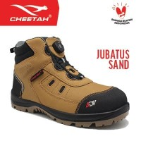 Cheetah - Jubatus Sand ADV - Safety Shoes