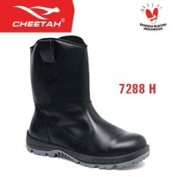 7288 H - Cheetah - Double Sol Polyurethane - Safety Shoes
