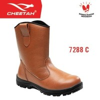 7288 C - Cheetah - Double Sol Polyurethane - Safety Shoes
