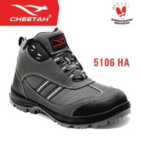 5106 HA - Cheetah - Double Sol Polyurethane - Safety Shoes