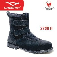 2290H - Cheetah Safety - Nitrile Safety Shoes