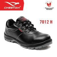 7012 H - Cheetah - Sol Double Polyurethane - Safety Shoes