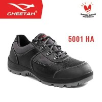 5001 HA - Cheetah - Double Sol Polyurethane - Safety Shoes