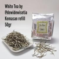 Gamboeng White Tea kemasan Refill 50gr