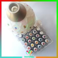 Rak akrilik acrylic essential oil 25 slot