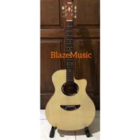 Gitar akustik Yamaha APX 500 MURAH Paket Lengkap