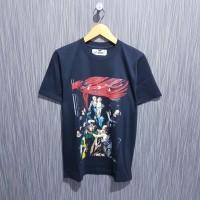 Kaos/Baju/Tshirt Off white caravaggio premium hitam