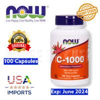 NOW Foods Vitamin C 1000 Antioxidant - 100 tabs