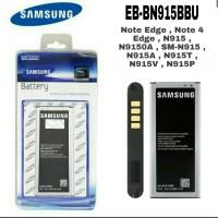 Baterai Battery Original Samsung Galaxy Note 4 Edge N915 EB-BN915BBE