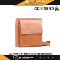 Kase filter bag for 100mm square filter Lensa Kamera