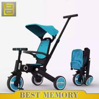 Bebehoo generasi2 3 in 1 Stroller Sepeda Bayi Lipat / Folding Trike