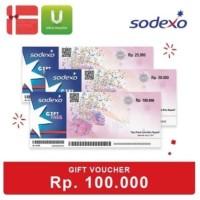 HEMAT Paket Belanja Sodexo Rp.100.000 ( Expired 2021 )