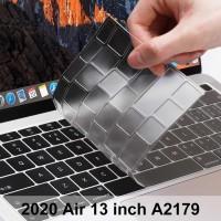 KEYBOARD PROTECTOR NEW MACBOOK AIR 13 INCH RETINA 2020 PELINDUNG COVER
