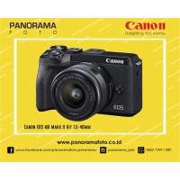 Canon EOS M6 Mark II Kit 15-45mm STM