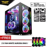 Armaggeddon Nimitz TR7000 ATX Gaming PC Case