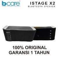Bcare Istage X2 Bluetooth Speaker with Wireless Charging GARANSI RESMI