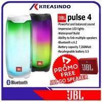 JBL Pulse 4 Bluetooth Portabel Speaker Garansi Resmi IMS