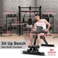 Dumbbell Sit Up Bench Fitness Model Kursi Dumbell SPEEDS 042-24