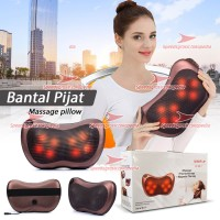 Bantal Pijat portable Car and Home Masage Pillow 202-01