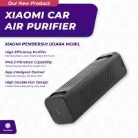 Xiaomi Air Car ion Purifier Penyaring Pembersih Udara Mobil Segar PM25