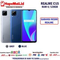 REALME C15 RAM 4/128GB GARANSI RESMI REALME INDONESIA TERMURAH