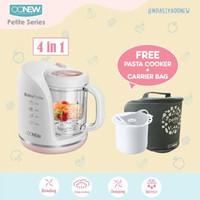 Oonew Digital Baby Food Processor Petite 4in1 Steamer Blender