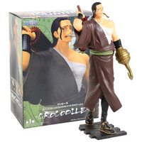 Crocodile Action Figure One Piece TCWJ