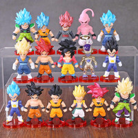 Dragon Ball Figure Set isi 16
