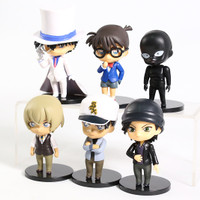 Detective Conan Figure Set 6 Medium SIze
