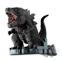 Godzilla Ghidorah The Movie Deformation King Action Figure