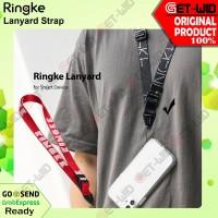 Ringke Lanyard Strap Tali Gantungan Leher HP Kamera USB
