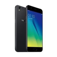 Oppo A37 hp android RAM 2 GB Internal 16 GB Jaringan 4G LTE - Hitam, 2GB