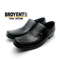 Sepatu Pantofel Pria Kulit Asli 7964