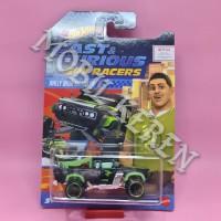 Hot Wheels Fast & Furious Spy Racers Rally Baja Crawler Black