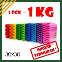 1KG Evamat Puzzle Polos uk30x30 HARGA PROMO 1KG