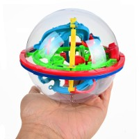 BOHS Bola Keseimbangan Permainan 3D Labyrinth