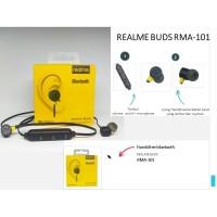 Headset Bluetooth Realme Wireless Earphone Buds RMA Volume Control