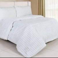 Bedcover+Sprei Premium Katun King Koil Original King/Queen Size T30cm