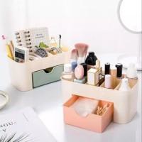 Rak Kosmetik Plastik Murah / laci kosmetik