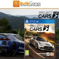 Project Cars 3 PS4 Game PS4