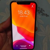 iPhone X 64GB second like new!